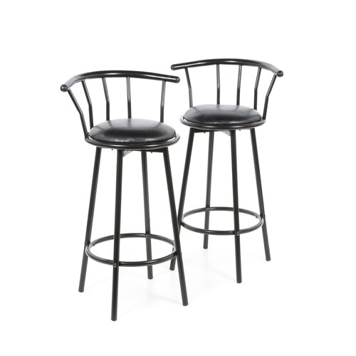 144 Series Swivel Barstool (Set of 2)