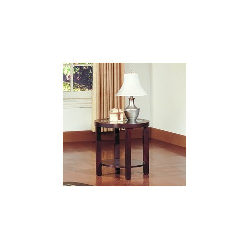 Woodbridge Home Designs 3219 Series  End Table