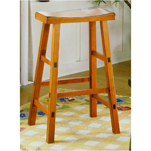 "Woodbridge Home Designs 5302 Series 18"" Bar Stool"