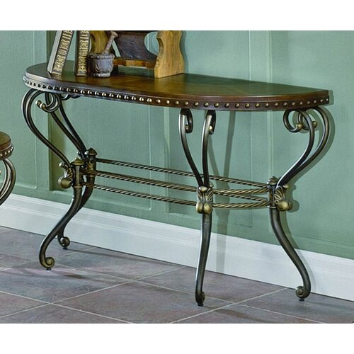Woodbridge Home Designs 5553 Series Console Table