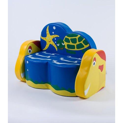Ocean Life Kids Sofa