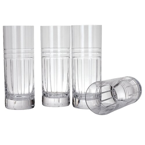 Reed & Barton Tempo Highball Glass