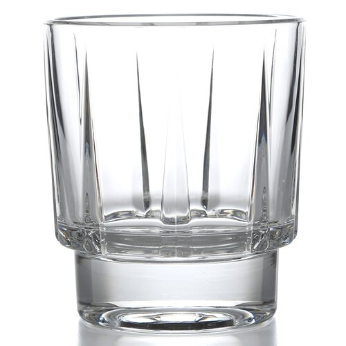Reed & Barton Estate Double Old Fashioned Glass