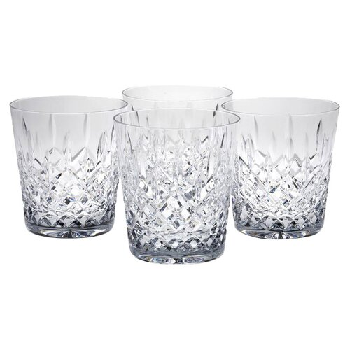 Reed & Barton Crystal Hamilton Double Old Fashioned Glass