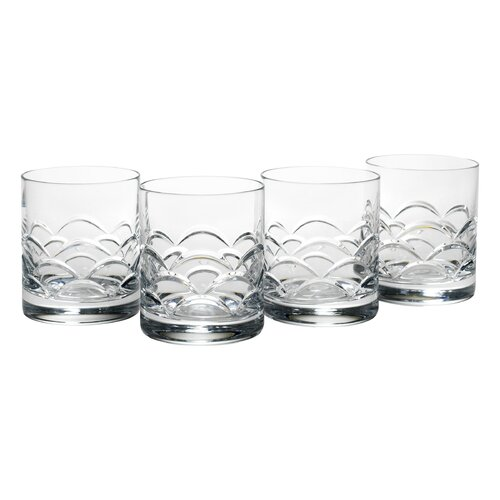 Reed & Barton 12 Oz. Cove DOF Glass