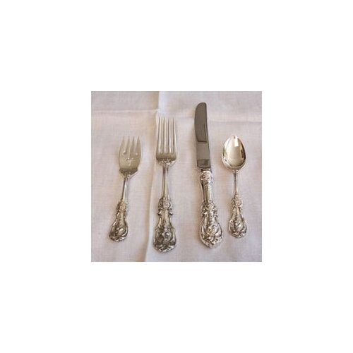 Reed & Barton Francis I 4 Piece Flatware Set