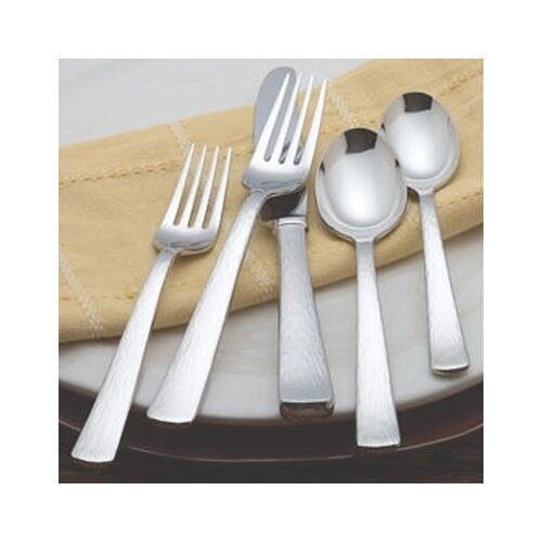 Reed & Barton Echo 5 Piece Flatware Set