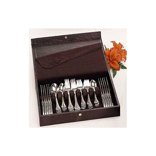 Modern Hostess Silver Case