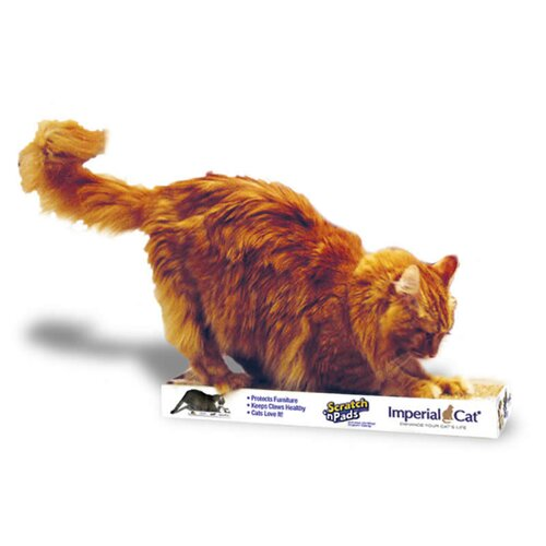 Imperial Cat Scratch 'n Pad Recycled Paper Scratching Board