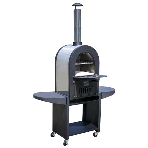 Stainless Steel Romana Pizza Oven