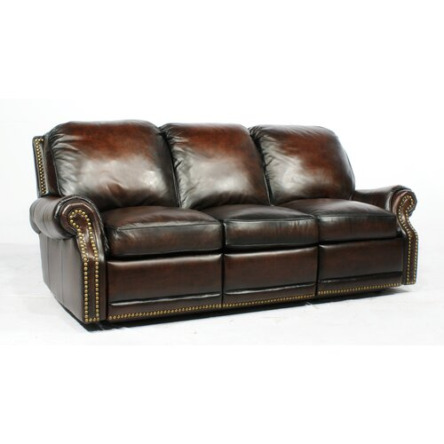Premier ll Leather Reclining Sofa