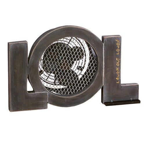 DecoFlair Table Fan