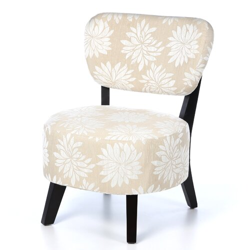 Wildon Home ® Santa Rosa Fabric Slipper Chair