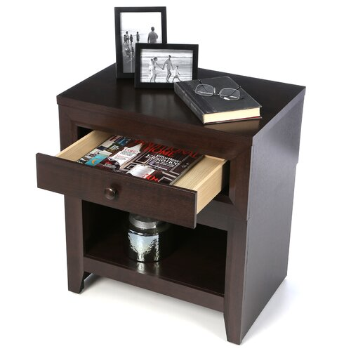 Wildon Home ® Harrison 1 Drawer Nightstand