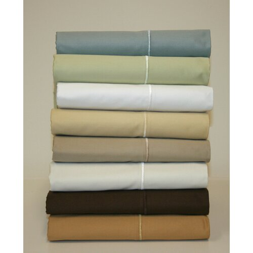 Wildon Home ® 600 Thread Count Solid Sateen Sheet Set