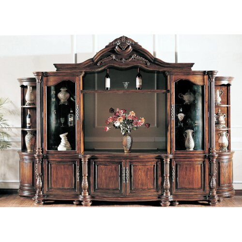 Wildon Home ® Heritage Entertainment Center