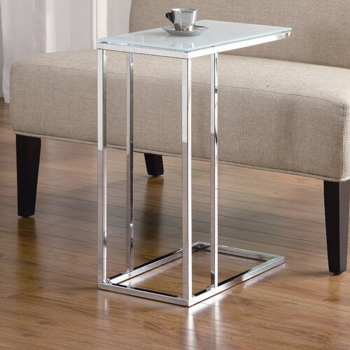 Wildon Home ® San Saba Snack End Table