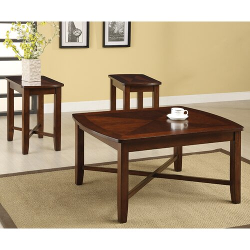 Wildon Home ® Naren 3 Piece Coffee Table Set