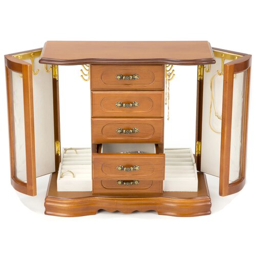 Wildon Home ® London Two Door Jewelry Box