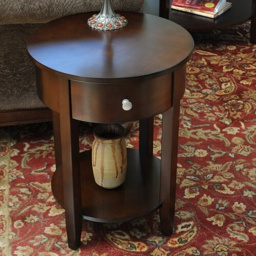 Wildon Home ® Bay Shore End Table
