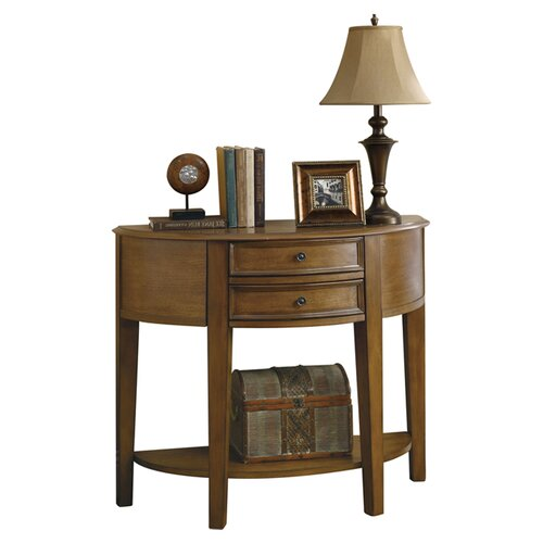 Wildon Home ® 2 Small Drawer Entry Table