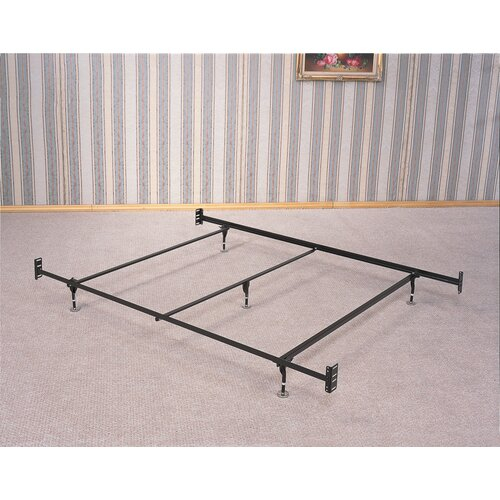 Wildon Home ® 5 Legs Queen Bed Frame