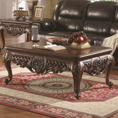 Wildon Home ® Camelot Coffee Table