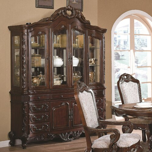 Autumn China Cabinet