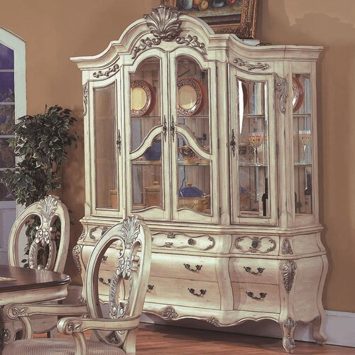 Wildon Home ® Aubrey China Cabinet