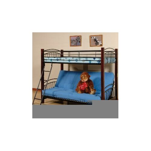 Brooklyn Twin Over Full Futon Bunk Bed