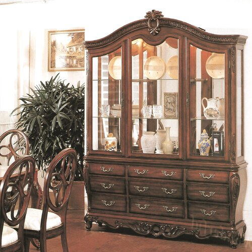 Wildon Home ® Cassandra China Cabinet