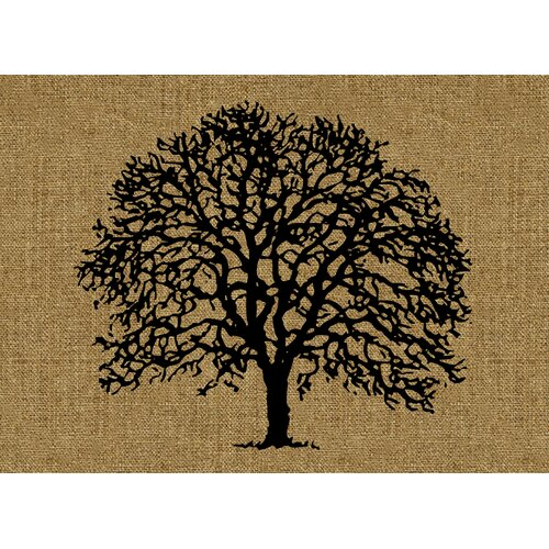 Tree by Kikki Sullivan Graphic Art