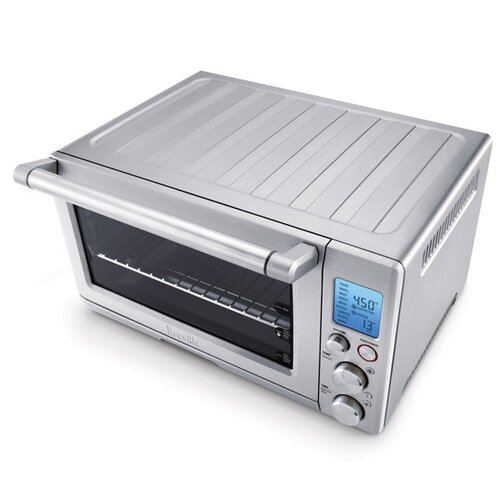 Breville smart convection toaster oven reviews wayfair for Breville toaster oven