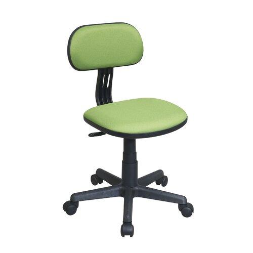 OSP Designs Fabric Back Task Chair