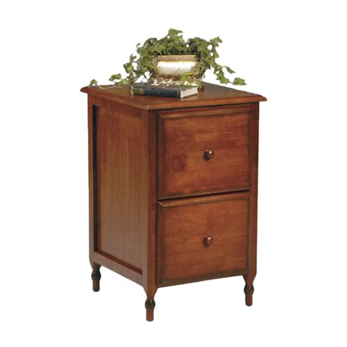 Knob Hill 2-Drawer File Cabinet