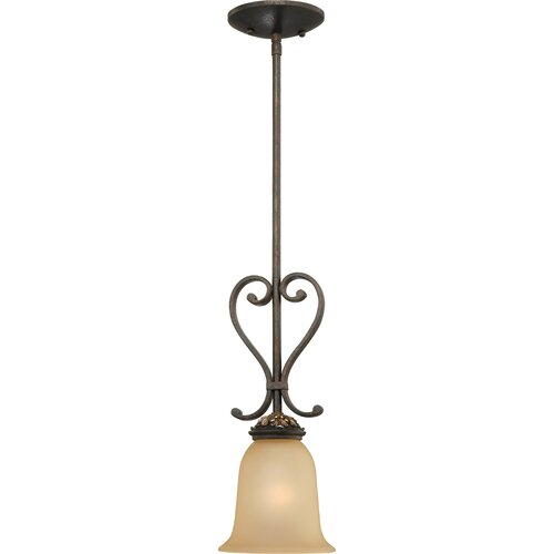 Bristol 1 Light Mini Pendant