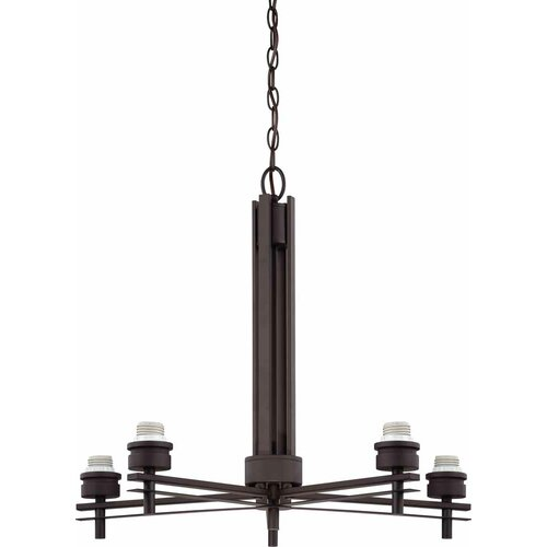 Carena 5 Light Chandelier