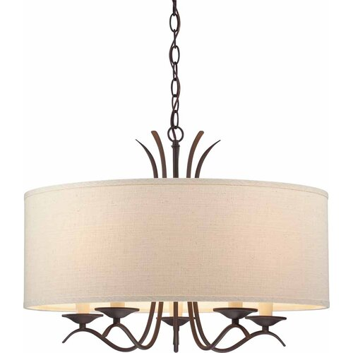 Greta 5 Light Chandelier
