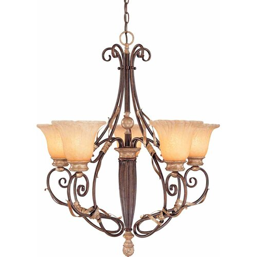 Imperial 5 Light Chandelier