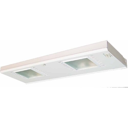 2 Light Undercabinet Light Fixture