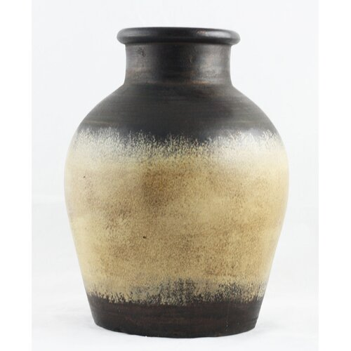Hand Thrown Terracotta Decorative Vase