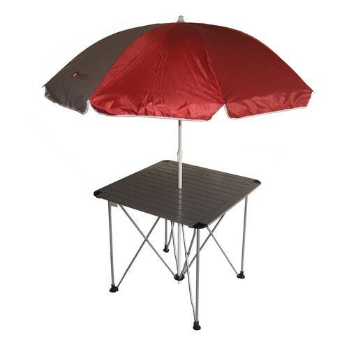 Umbrella For Picnic Table : Lightweight Outdoor Picnic Table  Wayfair