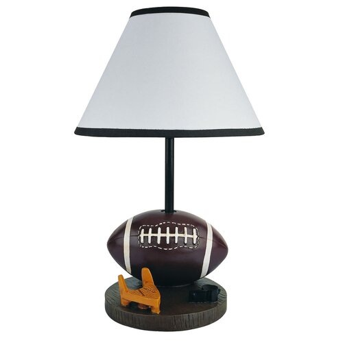 ORE Furniture Football Table Lamp