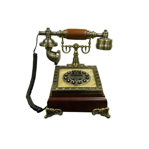 ORE Furniture Classic Telephone