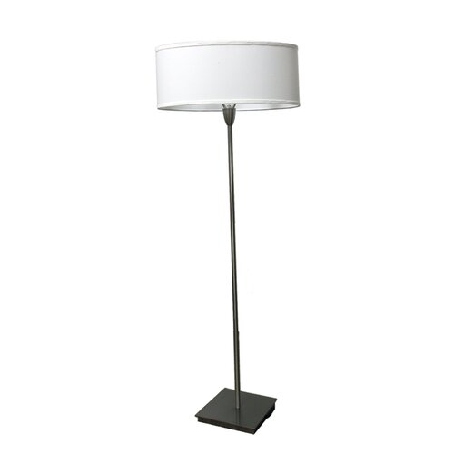 ORE Furniture Oval Accent Floor Lamp