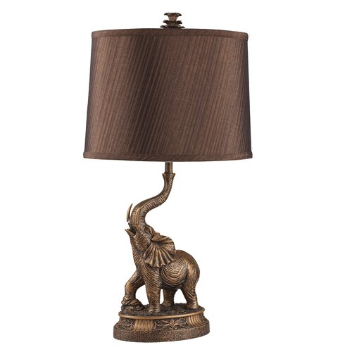ORE Furniture Elephant Table Lamp