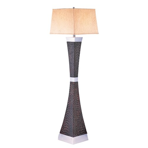 ORE Furniture 1 Light Floor Lamp