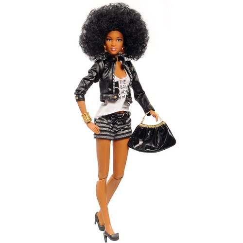 The Cynthia Bailey Collectors African-American Doll