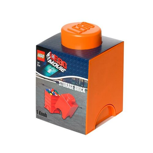 Movie Storage Brick 1 Toy Box