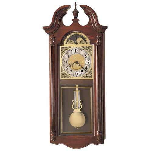 Chiming Quartz Fenwick Wall Clock